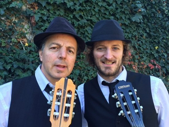 Spanish Guitar Duo. Hire for Corporate Events, Outdoor Parties and Recitals in London