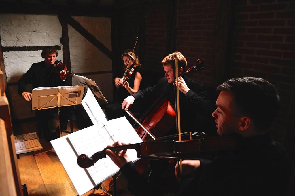 String Quartet - London, Oxford, Buckinghamshire and Northampton