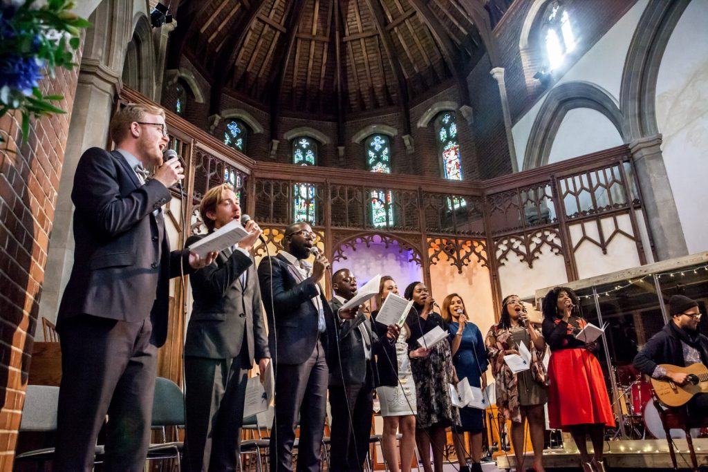 London Gospel Wedding Choir