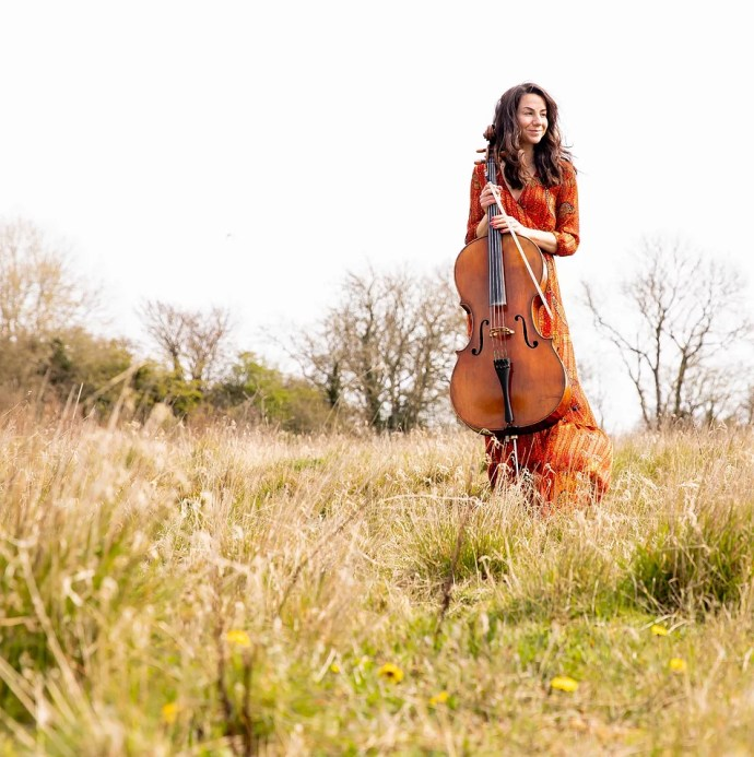 Cello Musician Hire London for Events and Weddings