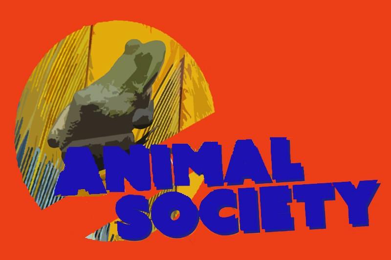animal society banner