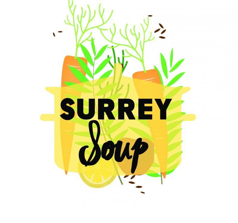 Surrey Soup logo