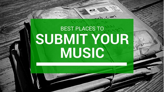 10+ Best Places To Submit Music Online To Get Your Music Heard [The  Ultimate Guide] - Musicgoat.com