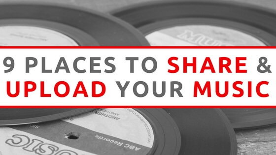 9 Places To Share and Upload Music (And Why)