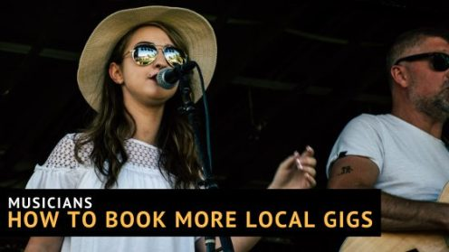 how to book local events