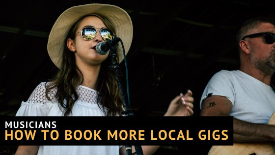 Musicians: How To Rank Your Website To Book More Local Events