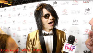"""Criss Angel's New """"MINDFREAK"""" show at PLANET HOLLYWOOD"""