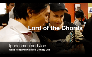Lord of the Chords Has Classical Music World Reveling in Punny Music Card Game