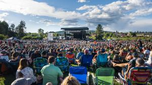 Les Schwab Amphitheater Receives All At Once Sustainability Award