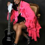 Claudette King; daughter of legendary B.B. King joins the BB King Blues Band and tour