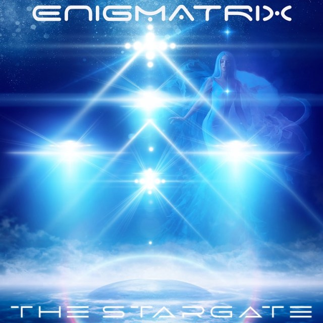 Sonic Joy Records drop new single 'The Stargate' from Dubstep & Electronic project 'ENIGMATRIX'