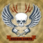After feeding the Rock n' Roll rich and famous, Rockin Chefs drop their own album 'Rock Menu'