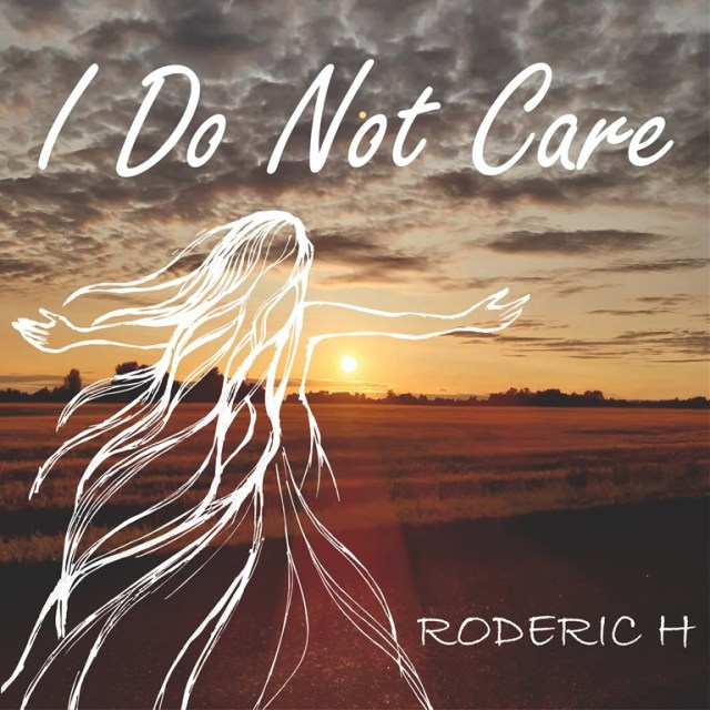 'Roderic H' delivers heavenly synths, sleek drums and bass with a twist of spacey 80's synth pop on new classy cut 'I Do Not Care'