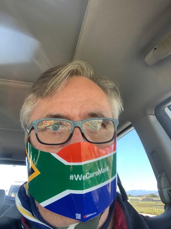 MHBOX GLOBAL NEWS SPOTLIGHT: One of South Africa's largest print Management companies, 'Complete Print', join the fight against Covid-19 by producing high volume special 'Barrier Face Masks'