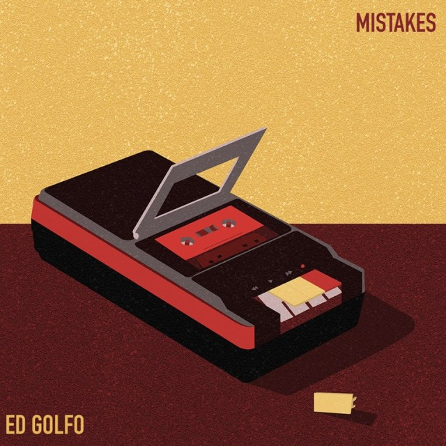 MHBOX DANCE AND POP TIPS: 'Ed Golfo' takes you on a space age, funky synthesiser party, into another time and space, with the exceptionally catchy and cool 'Mistakes'