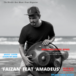 MHBOX BEST NEW WORLD SOUNDS: MALDIVIAN ARTISTS 'FAIZAN' FEAT 'AMADEUS' RELEASE ETHEREAL CINEMATIC BEACH MUSIC VIDEO THAT INTRIGUES AND ENCHANTS WITH A STUNNING DREAMY STRING AND LO-FI WORLD BEAT SOUNDTRACK ON 'AETHER'