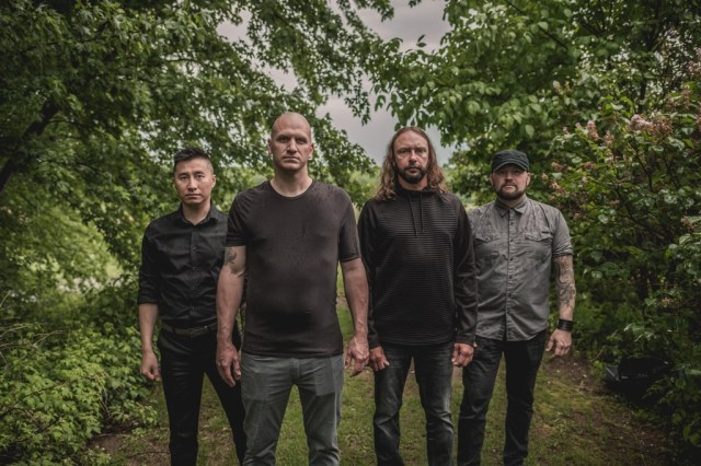 MHBOX BEST NEW ROCK: As the world enters a new era it's time to wake up the rock world as 'Ghosts Of The Sun' bring back the sound of real inventive post metal rock on 'Atmos'