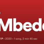 """Vocally Inspired People intrigue fans with sensual melodic love songs such as the 2020 Spring Release of """"!Mbedded"""""""
