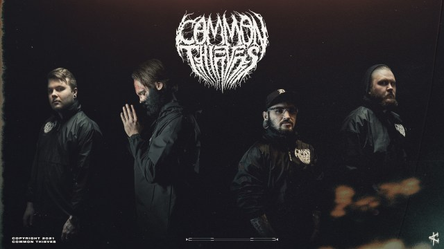 """Common Thieves are back with a brand-new track titled """"Hush"""""""