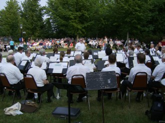 An Outdoor Concert