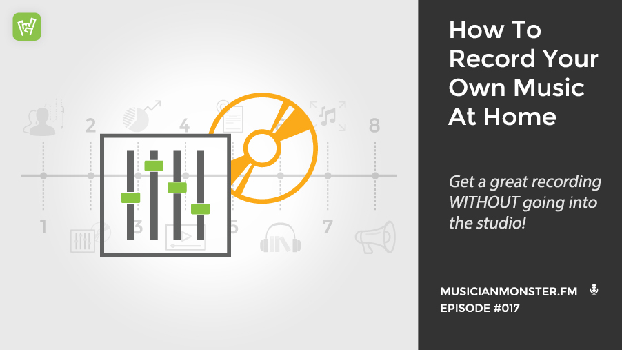 how-to-record-your-own-music-at-home