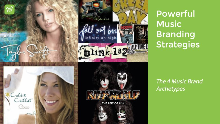 The 4 Music Brand Archetypes Definition