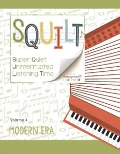 SQUILT+Volume+4-+Modern+Era
