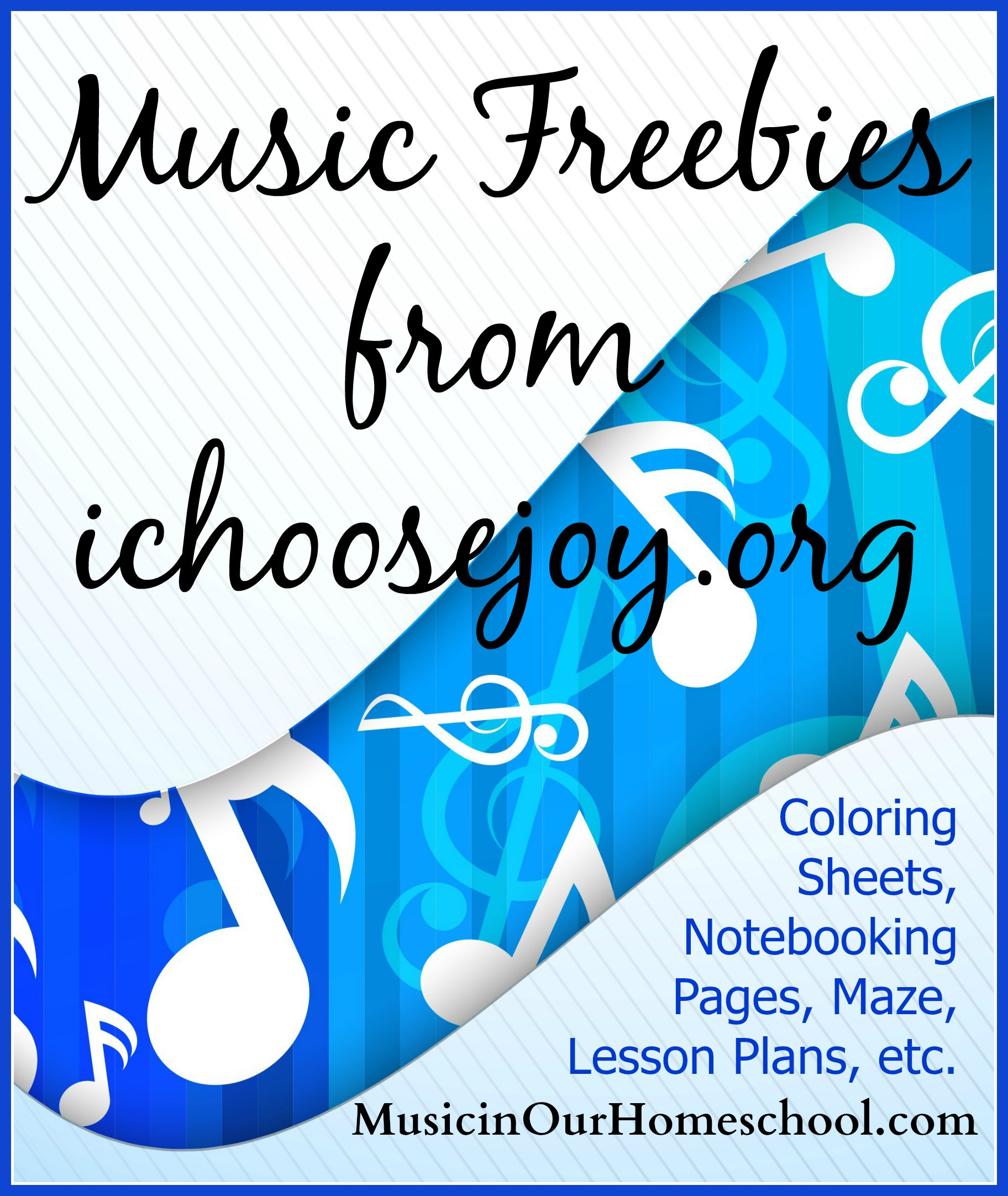 Music Freebies From I Choose Joy Day 27