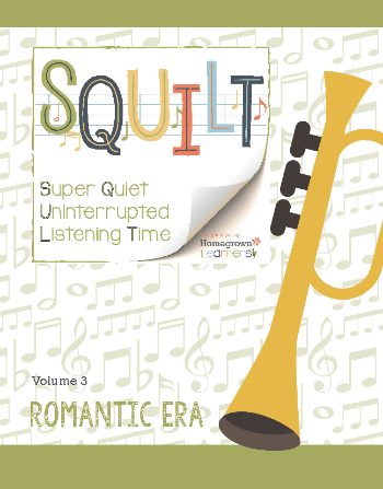 SQUILT+Volume+3 +Romantic+Era