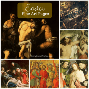 Easter Fine Art Pages