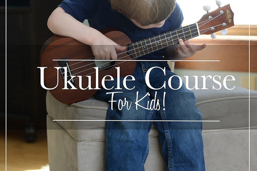 Ukulele Course for Kids