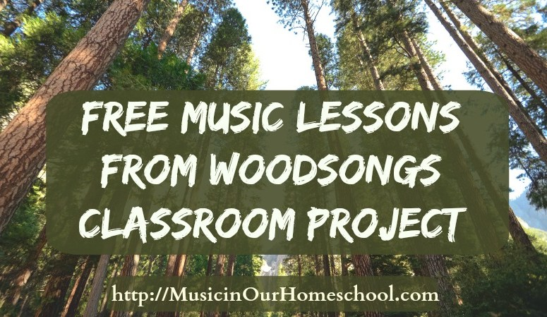 Free Lessons from WoodSongs Classroom Project