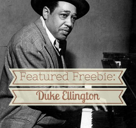 Get a Free Online Lesson about Duke Ellington