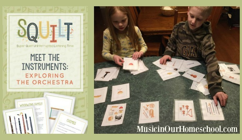 Meet the Instruments: Exploring the Orchestra resource for your kids
