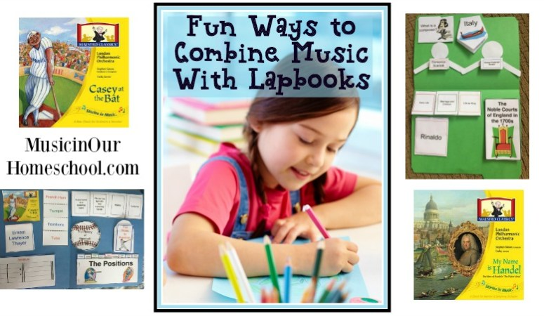 Fun Ways to Combine Music With Lapbooks