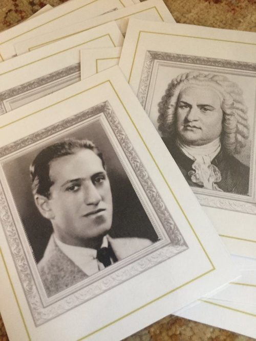 Meet the Composers Gershwin and Vivaldi