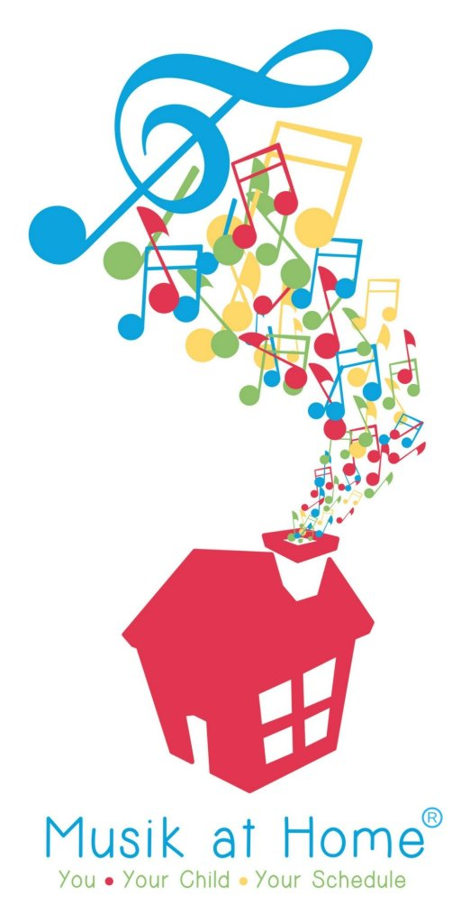 Musik at Home, the best way to experience music with your younger kids in the comfort of your own home! From Music in Our Homeschool