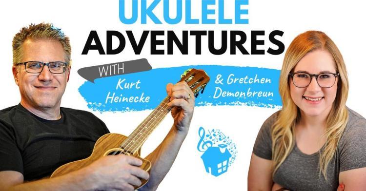Ukulele Adventures will teach your kids to play the ukulele