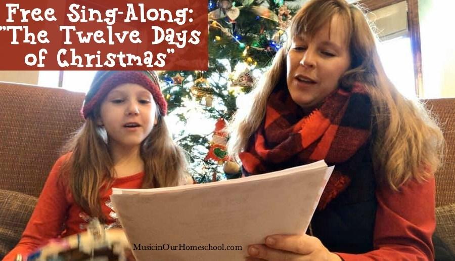Free Sing-along Christmas Sing-along
