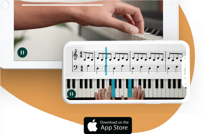 All about the Skoove piano learning app.