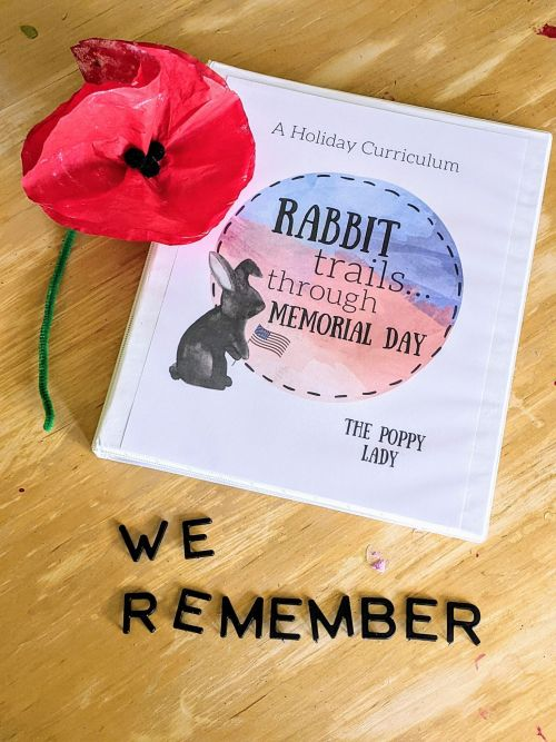 Rabbit Trails through Memorial Day