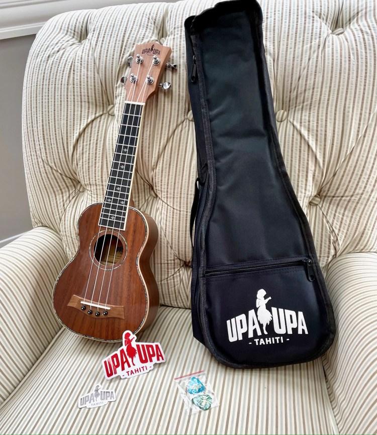 Review: Soprano Fakarava Ukulele from Upa Upa Tahiti