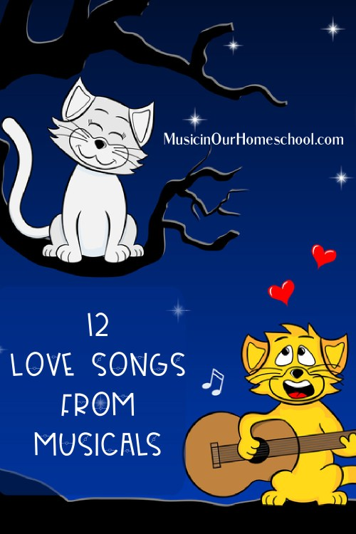 12 Love Songs from Musicals