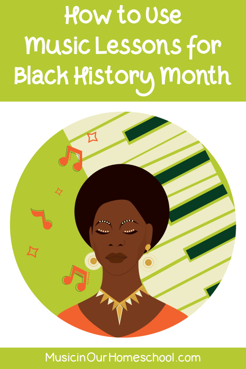 How to Use Music Lessons for Black History Month