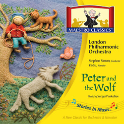 Peter and the Wolf Maestro Classics music appreciation