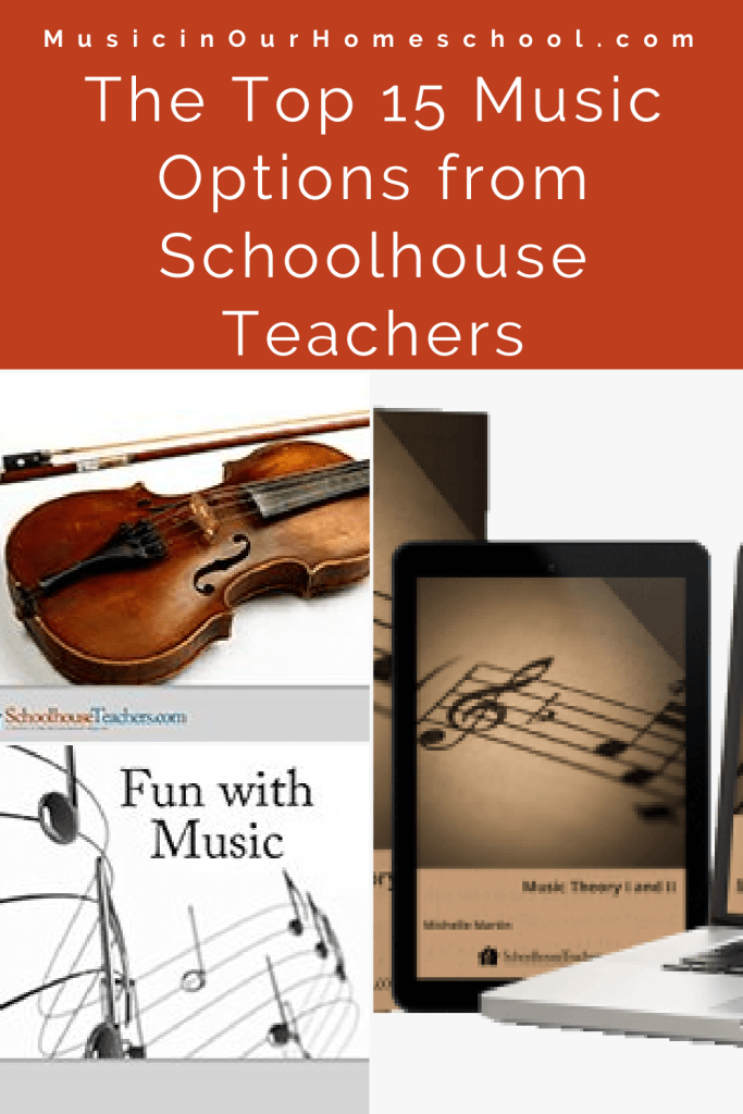 The Top 15 Music Options from Schoolhouse Teachers
