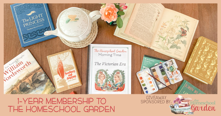 The Homeschool Garden Morning Time giveaway