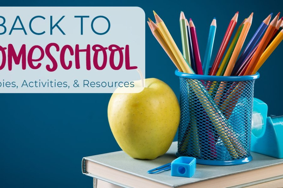 Back to Homeschool Freebies, Activities, and Resources