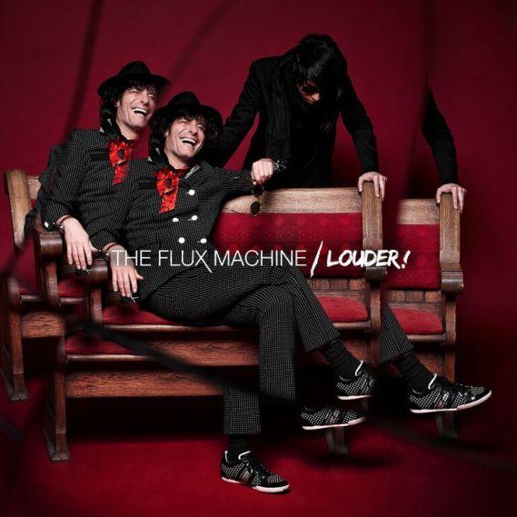 The_Flux_Machine_-_Louder__-_Album_Art