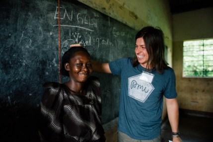 Seth Bolt in Uganda with OneWorldHealth Photo Credit: Paul Kim